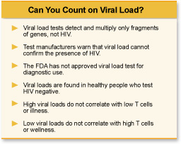 A Group Of Aids Researchers From The Johns Hopkins School Public Health Recently Lamented Inaccuracies Pcr Viral Load Describing Test As